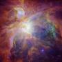 Spitzer Orion M42 (#HA-2006-01)