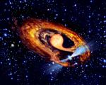 Millisecond pulsar and companion
